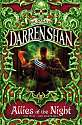 Cover of The Saga of Darren Shan 8 : Allies of the Night