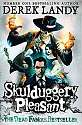 Cover of Skulduggery Pleasant 1