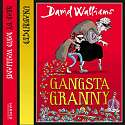 Cover of Gangsta Granny (Audio CD)