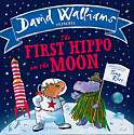 Cover of The First Hippo On The Moon