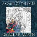 Cover of The Official A Game of Thrones Colouring Book