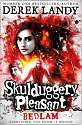 Cover of Bedlam (Skulduggery Pleasant, Book 12)