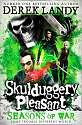 Cover of Seasons of War (Skulduggery Pleasant, Book 13)