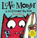 Cover of Love Monster and the Extremely Big Wave