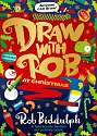 Cover of Draw with Rob at Christmas