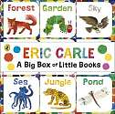 Cover of The World of Eric Carle: Big Box of Little Books
