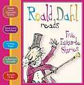 Cover of Roald Dahl Reads: Charlie and the Chocolate Factory, James and the Giant Peach