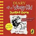 Cover of Diary of a Wimpy Kid: Double Down (Audio)