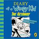 Cover of Diary of a Wimpy Kid: The Getaway (Audio)