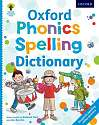 Cover of Oxford Phonics Spelling Dictionary