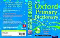 Cover of Oxford Primary Dictionary by Edco
