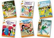 Cover of Oxford Reading Tree : Orange Level 6 : Decode and Develop : Pack of 6