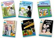 Cover of Oxford Reading Tree : Gold Level 9 : Decode and Develop: Pack of 6