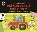 Cover of Old Macdonald Had a Farm and Other Classic Nursery Rhymes
