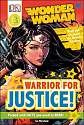 Cover of DC Wonder Woman Warrior for Justice!