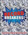Cover of Record Breakers!