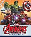 Cover of Marvel Avengers Ultimate Guide New Edition