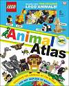 Cover of LEGO Animal Atlas: with four exclusive animal models