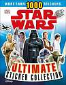 Cover of Star Wars Ultimate Sticker Collection New Edition: More than 1000 Stickers