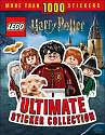 Cover of LEGO Harry Potter Ultimate Sticker Collection: More Than 1,000 Stickers