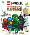 Cover of LEGO NINJAGO Visual Dictionary New Edition: With Exclusive Minifigure
