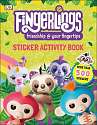 Cover of Fingerlings Sticker Activity Book