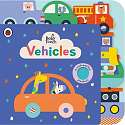 Cover of Baby Touch: Vehicles Tab Book