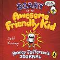 Cover of Diary of an Awesome Friendly Kid: Rowley Jefferson's Journal