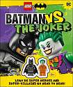Cover of LEGO Batman Vs. The Joker: with two LEGO minifigures!