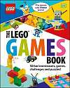 Cover of The LEGO Games Book: 50 fun brainteasers, games, challenges, and puzzles!