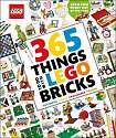 Cover of 365 Things to Do with LEGO (R) Bricks