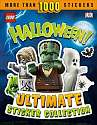 Cover of LEGO Halloween! Ultimate Sticker Collection