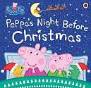Cover of Peppa Pig: Peppa's Night Before Christmas