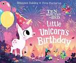 Cover of Ten Minutes to Bed: Little Unicorn's Birthday