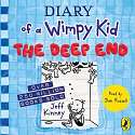 Cover of Diary of a Wimpy Kid: The Deep End (Book 15)CD