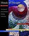 Cover of MOSAIC OF THOUGHT : THE POWER OF COMPREHENSION STRATEGY INSTRUCTION