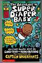 Cover of The Adventures of Super Diaper Baby Book 1