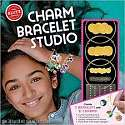 Cover of Gold Charm Bracelet Studio