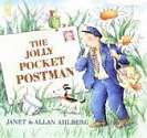 Cover of The Jolly Pocket Postman