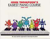 Cover of John Thompson's Easiest Piano Course Book 1