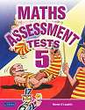Cover of Mathemagic Assessment Test 5