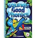 Cover of Sounds Good Phonics 2 Senior Infants Pupils Book