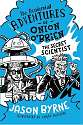Cover of The Accidental Adventures of Onion O'Brien: The Secret Scientist