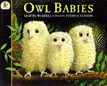 Cover of Owl Babies : Big Book