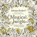 Cover of Magical Jungle: An Inky Expedition & Colouring Book