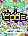 Cover of Girls Who Code: Learn to Code and Change the World