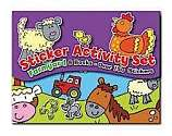 Cover of Magnetic Mini Sticker Book Set