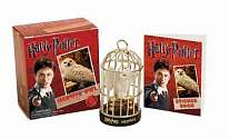 Cover of Harry Potter Hedwig Owl Kit and Sticker Book