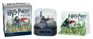 Cover of Harry Potter Hogwarts Castle Snow Globe and Sticker Kit