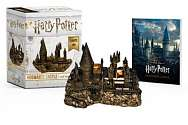 Cover of Harry Potter Hogwarts Castle and Sticker Book: Lights Up!